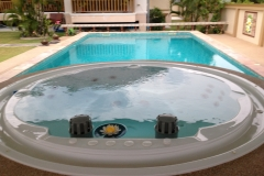Swimming Pool with Spa, Shah Alam (8)