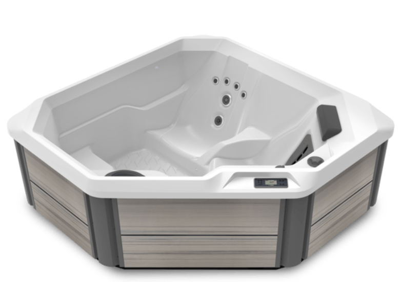 The TX two person hot tub